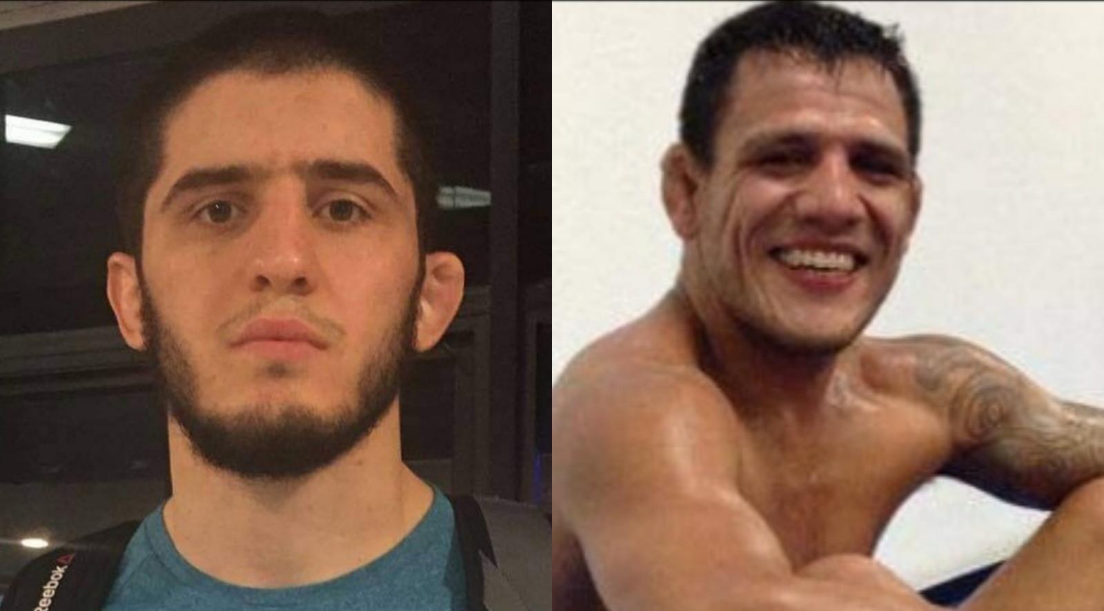 UFC, Makhacev sfida Dos Anjos