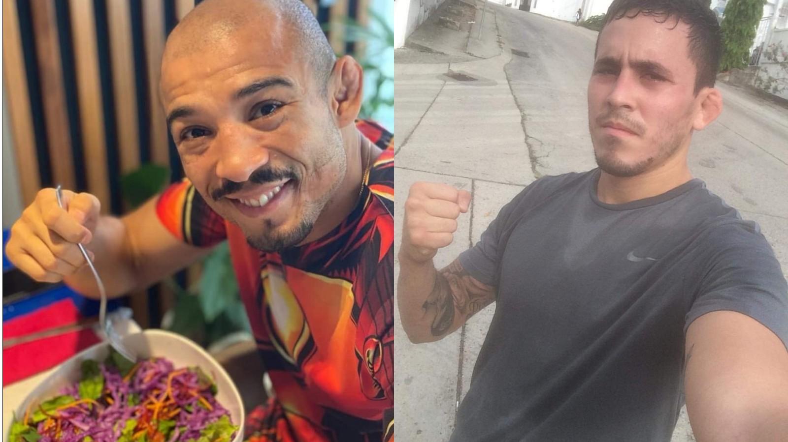 UFC Fight night 185, Ufficiale Jose Aldo vs Marlon Vera