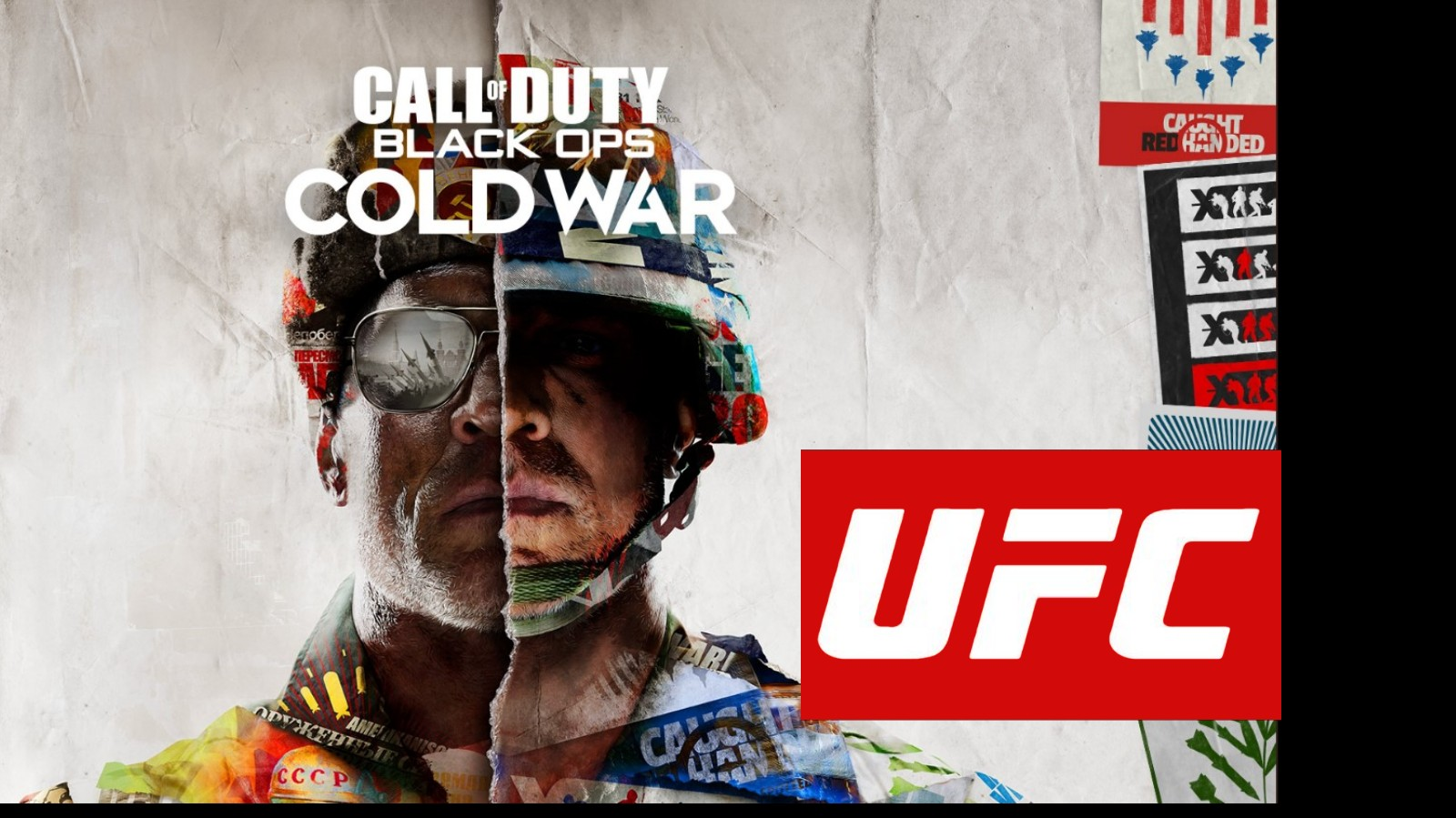 call of duty ufc
