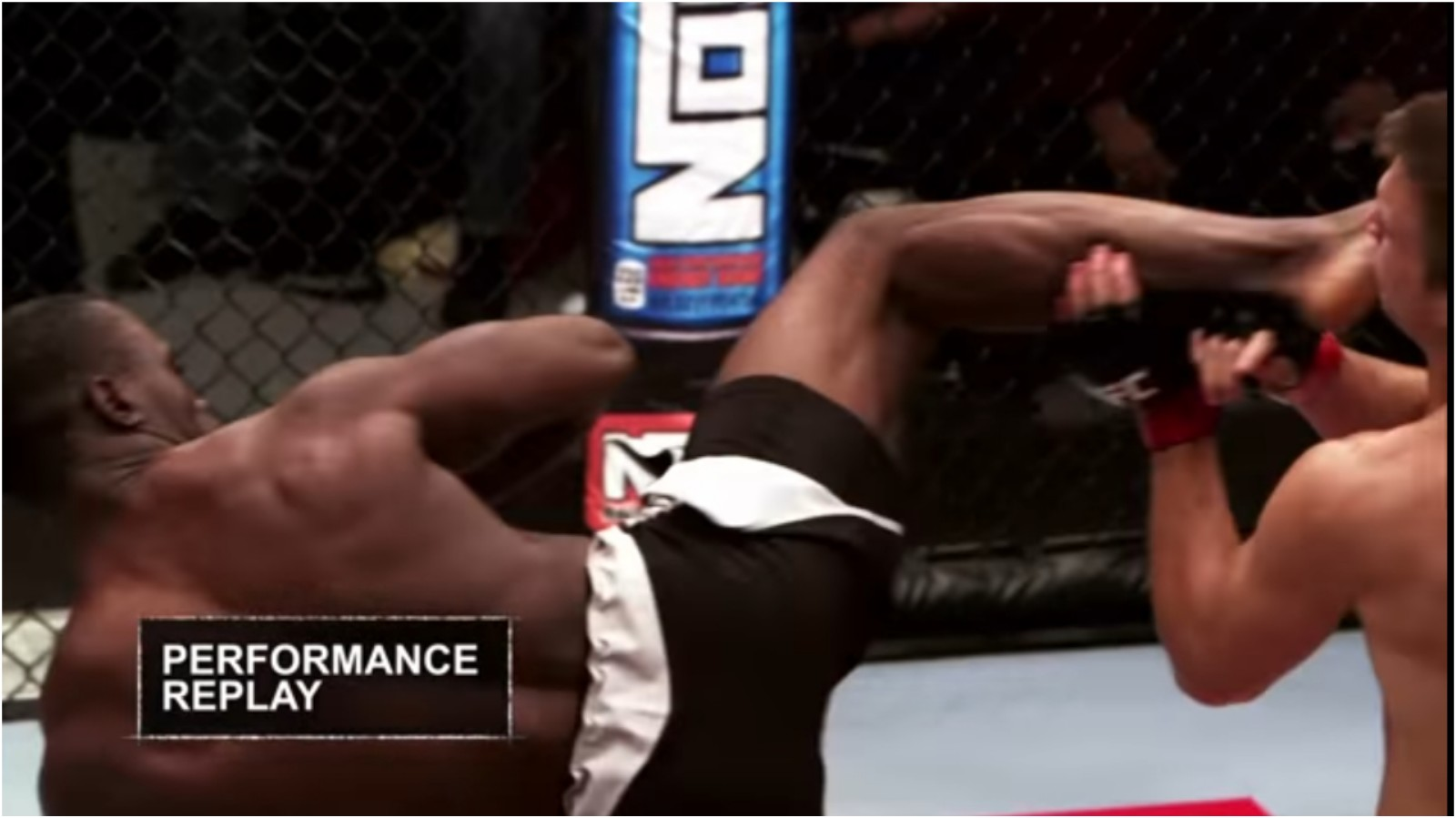 UFC Uriah hall TUF