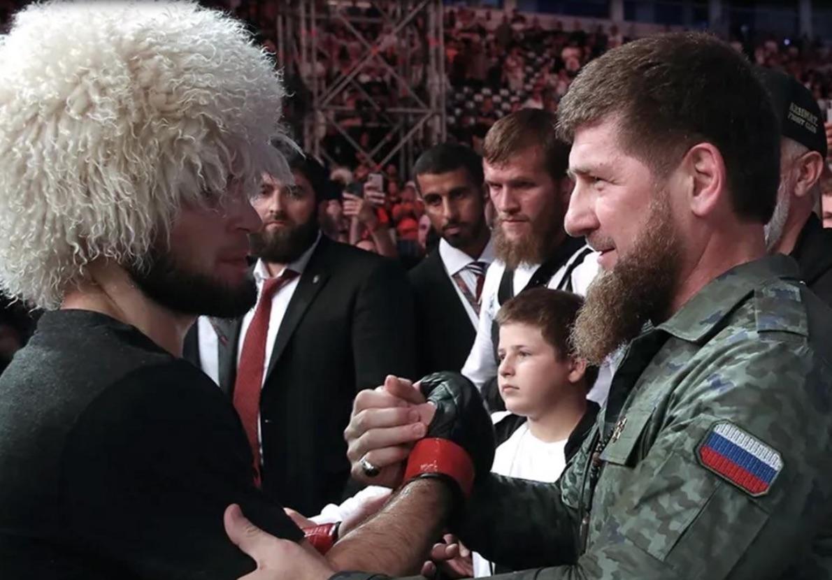 khabib Kadyrov